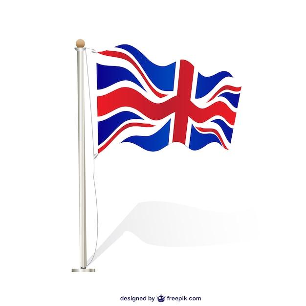 Bandera del reino unido descargar vectores gratis - Dibujo bandera inglesa ...