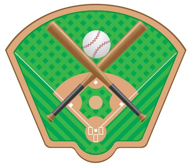 Béisbol Vector Premium
