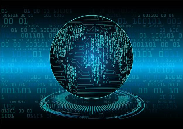 Blue world map cyber future technology descargar vectores premium demo 24 gumiabroncs Choice Image