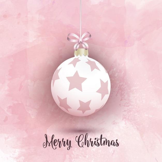 Resultado de imagen para navidad vintage rosada