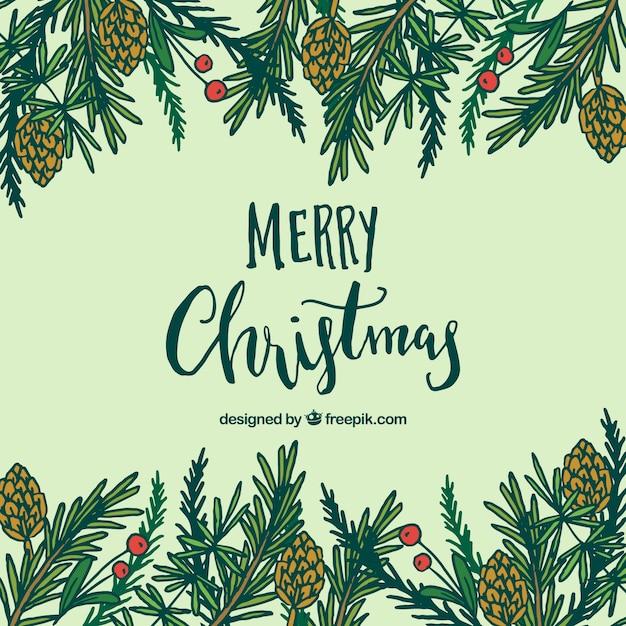Bonitos fondos decorativos de feliz navidad descargar - Decorativos de navidad ...