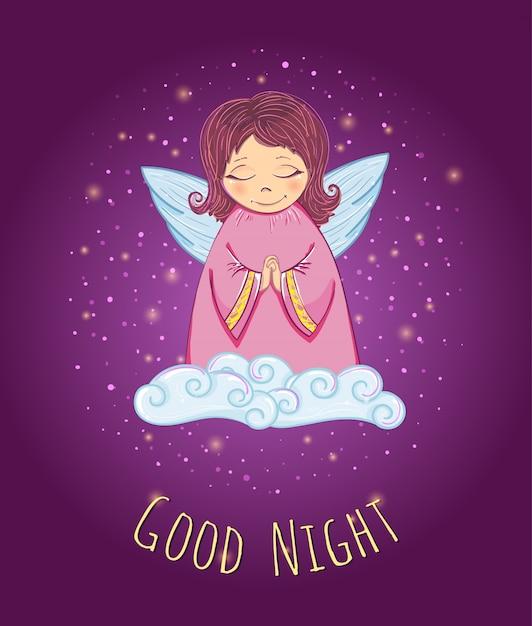 Buenas noches ángel