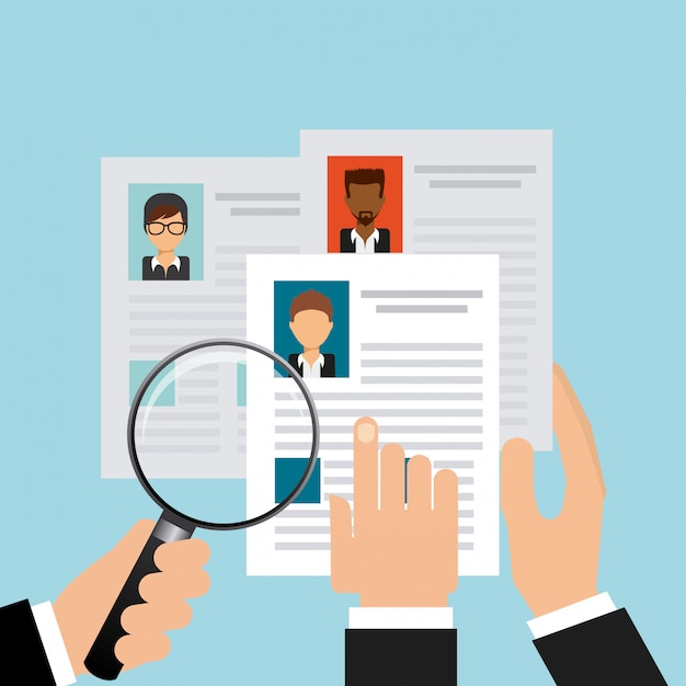 Buscar trabajo Vector Premium