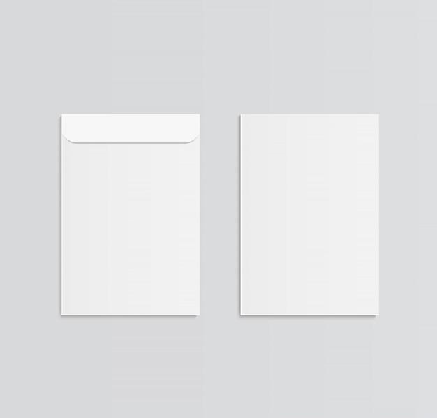 C4 vector en blanco Vector Premium