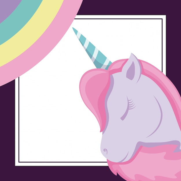 Emoji Bata para Ni/ñas Unicornios y Arco/íris