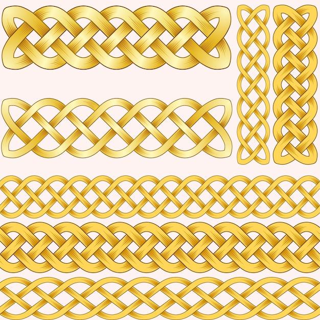 Cadena de oro 4k