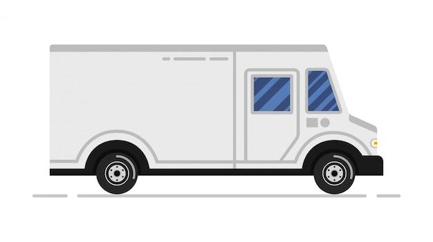 Camión de comida Vector Premium