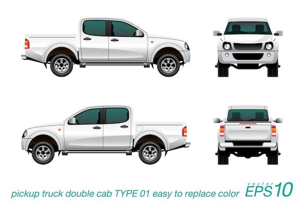 Camioneta Blanca Vectores Fotos De Stock Y Psd Gratis