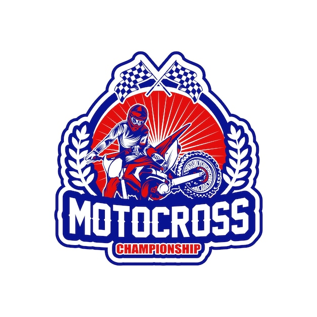 Campeonato de motocross Vector Premium