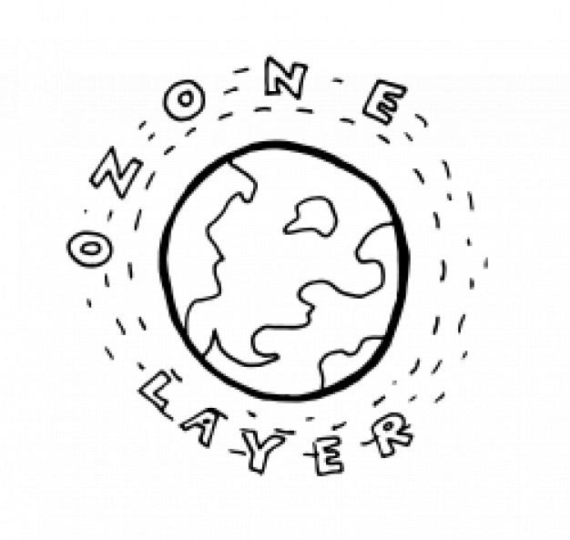 Capa de ozono | Descargar Vectores gratis