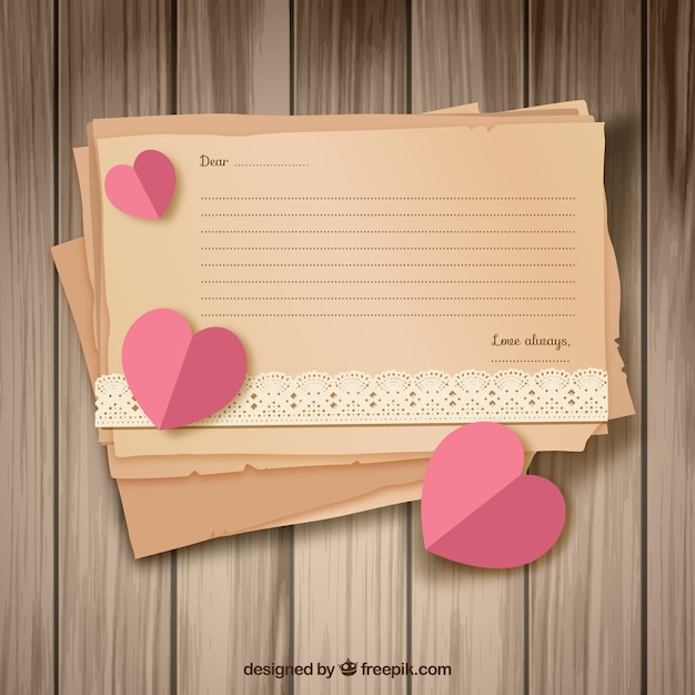 Carta De Amor Formato Word Papeldecartasamorgif 660 880 Marcs