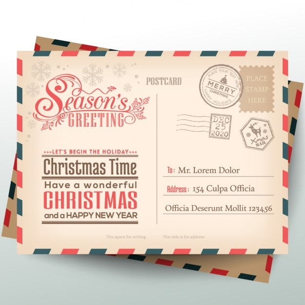 Cartas para papa noel descargar vectores gratis color stopboris Gallery