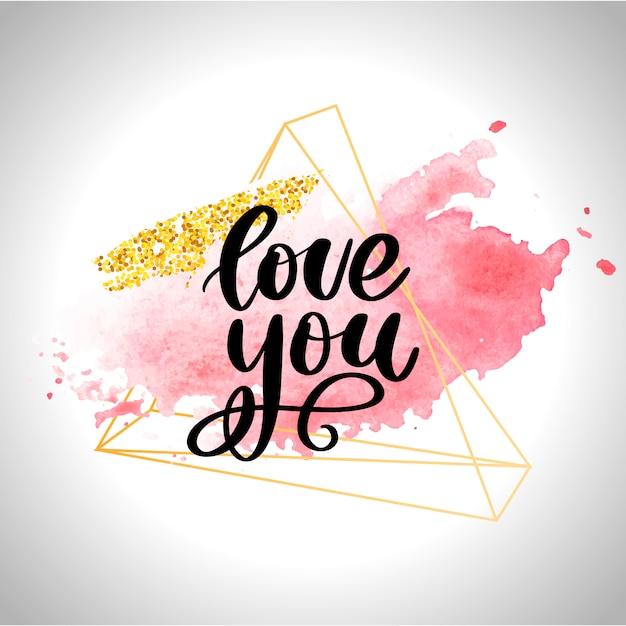 Cartel de san valentín, tarjeta, etiqueta, elementos de lema de carta de banner para elementos de san valentín. tipografía corazón de amor Vector Premium