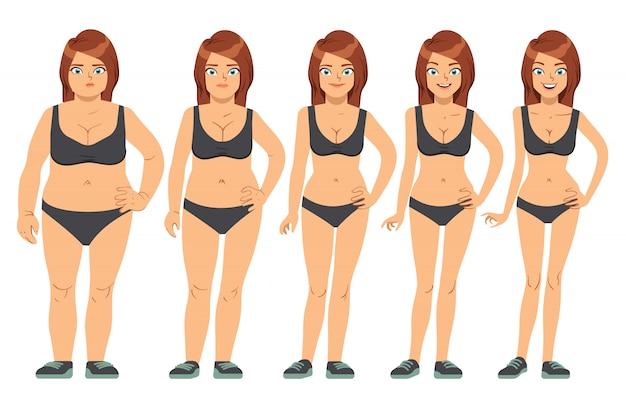dieta para chica fitness