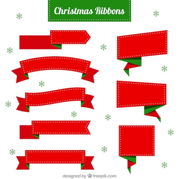 Cintas de navidad fant sticas con detalles verdes for Cintas de navidad