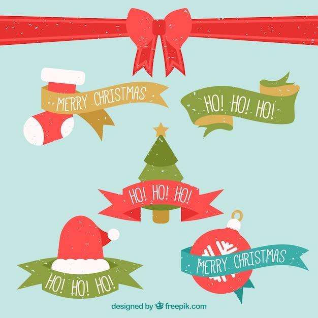 Cintas de navidad fant sticas en estilo vintage for Cintas de navidad