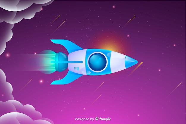 Cohete vector gratuito