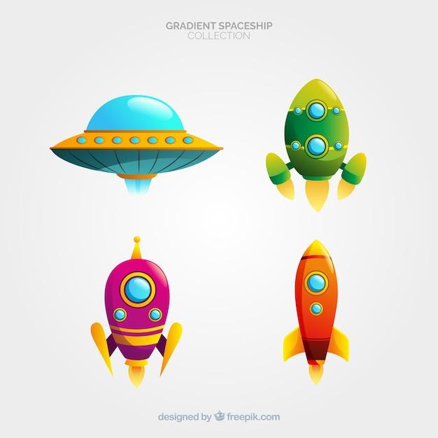 Nave Espacial Vectores Fotos De Stock Y Psd Gratis