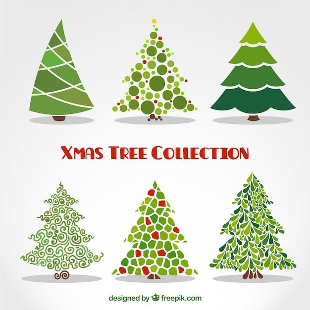 Arbol de navidad abstracto fotos y vectores gratis - Arboles de navidad imagenes ...