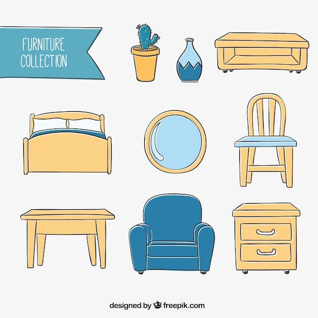 Colecci n de muebles para el hogar incompleto descargar - Hogar del mueble ingenio ...