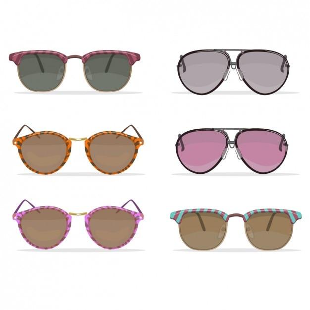 Colección de gafas retro  240e3b4e4d24