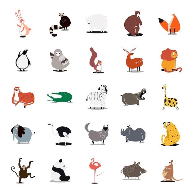 Dibujos Animados Canguro | Fotos y Vectores gratis