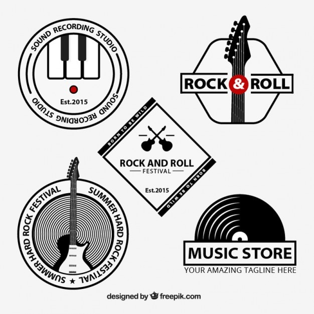 rock music logos coloring pages - photo#5