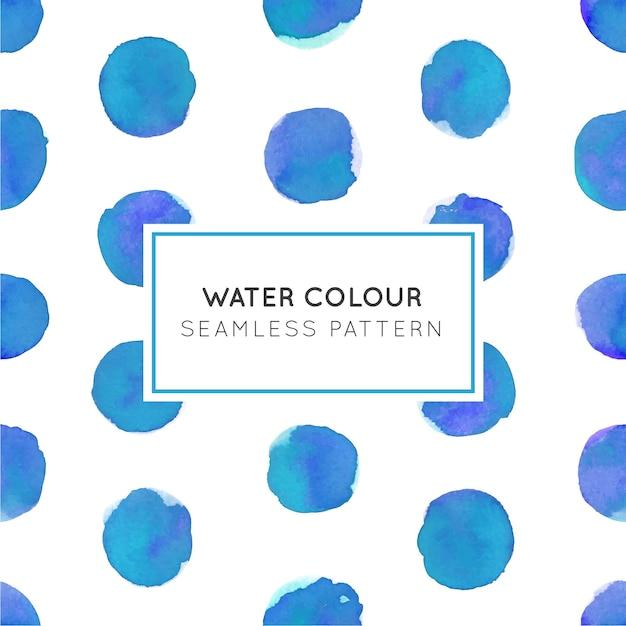 Color de agua azul oscuro punto de patrones sin fisuras   Descargar ...