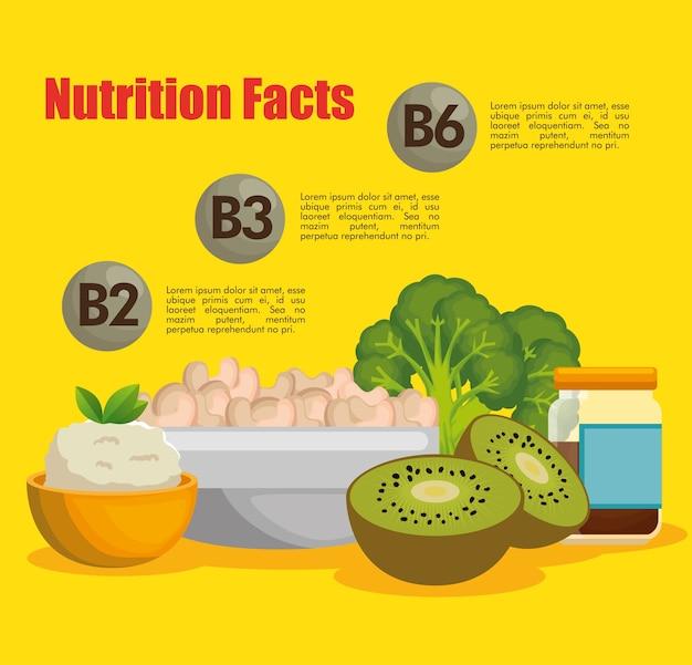 comida saludable informacion