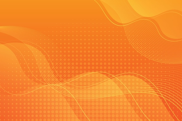 Concepto de fondo de formas superpuestas vector gratuito
