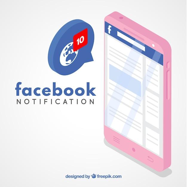 descargar fotos de facebook notificacion