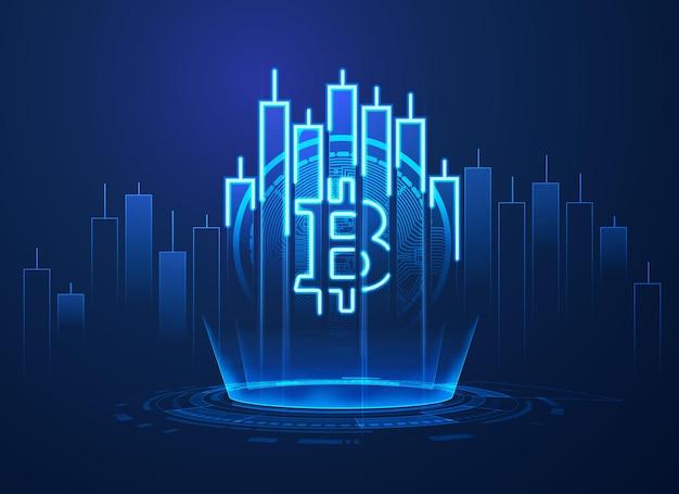 bitcoin grafico a candelabro