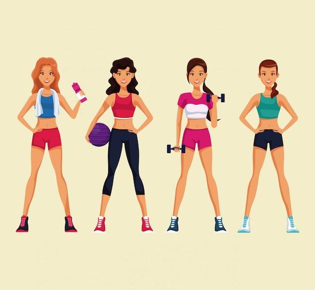 ropa deportiva fitness para mujer