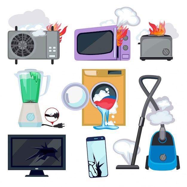 ¿Es interesante comprar electrodomésticos con golpes o daños de transporte?
