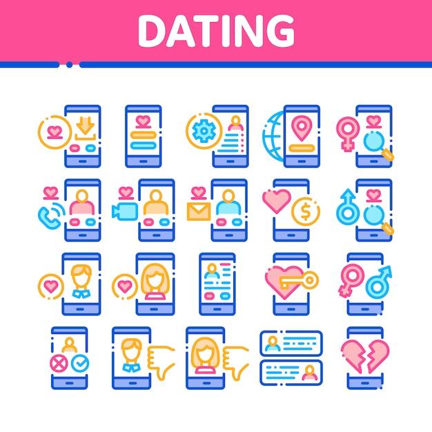 Aplicaciones de citas de avatar
