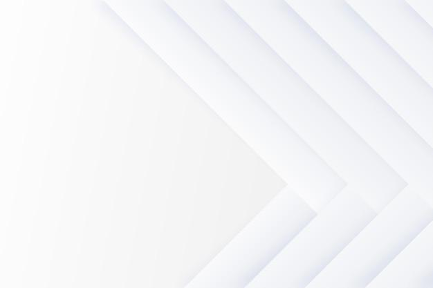 Copia espacio fondo blanco con flechas vector gratuito
