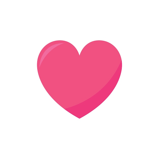 Corazón vector gratuito