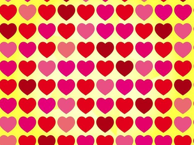 corazones de colores fondo - photo #43