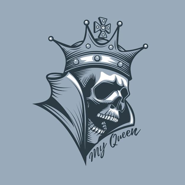 Queen King Dibujos Corona Reina Wwwincreiblefotoscom