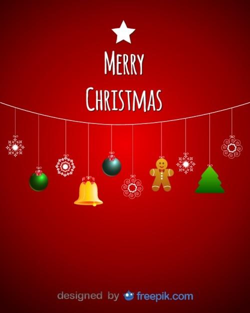 Decorativos de navidad que cuelgan de una cuerda - Decorativos de navidad ...
