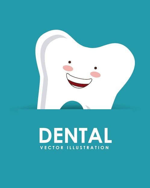 Dental vector gratuito