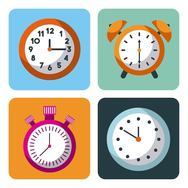 Reloj Gestión Empresarial Planificación Despertador Cronometraje PiOuTwZkX