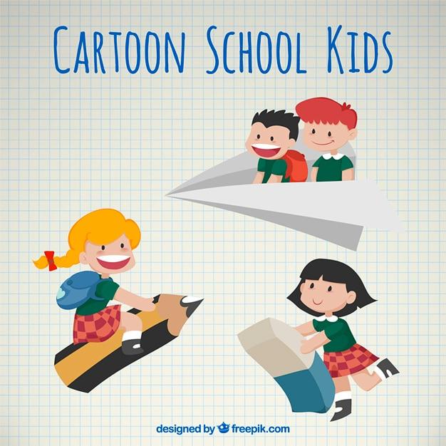Imagenes escolares animadas