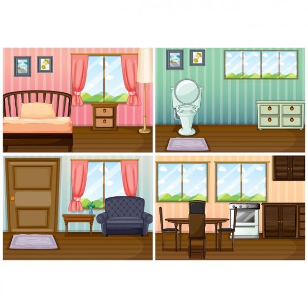 Todos Los Rooms Para Descargar