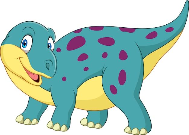 Vector Premium Dinosaurio Feliz De Dibujos Animados Numero de animaciones en esta categoria = 130. https www freepik es profile preagreement getstarted 2991108