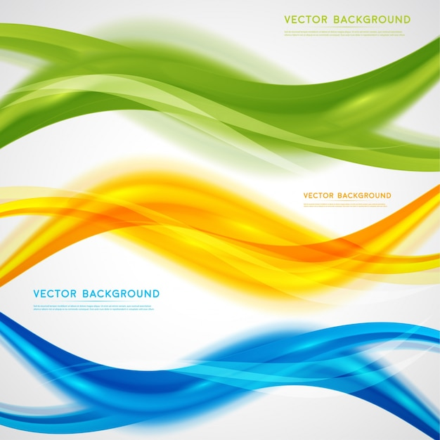 Diseño abstracto del fondo del vector. vector gratuito