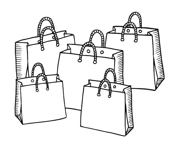Compras Bolsas Estilo Animados Dibujados Diseño De Dibujos TKlF1Jc