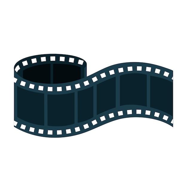 diseno de cinta cinta grabar icono vector ilustracion vector premium