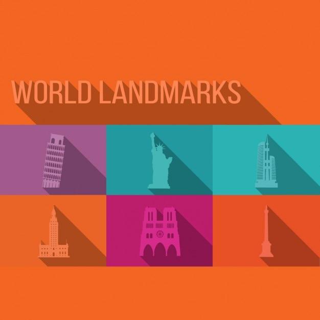 Dise o de edificios emblem ticos del mundo descargar for Diseno de edificios