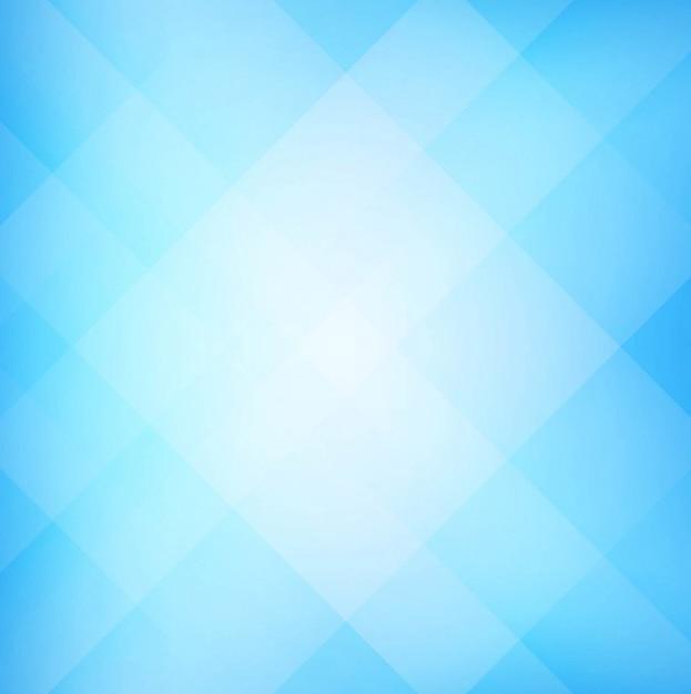 Diseño De Fondo Azul Claro Geométrico